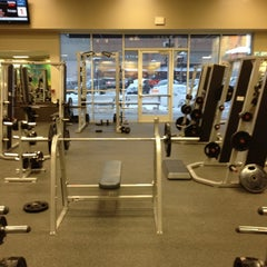 Photo taken at LA Fitness by Hector G. on 2/22/2012