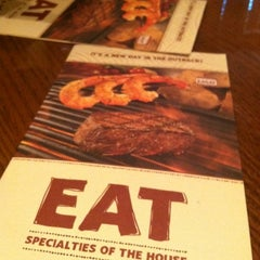 Photo taken at Outback Steakhouse by larry m. on 8/5/2012