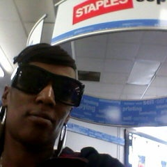Photo taken at Staples by Mecca T. on 4/30/2012