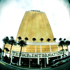 Photo taken at Trump International Hotel Las Vegas by rio m. on 2/27/2012