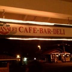 Photo taken at Hanalei Gourmet by David H. on 2/25/2012
