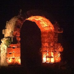 Photo taken at Rovine di Carsulae by Dino V. on 7/15/2012