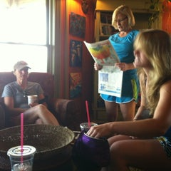 Photo taken at Dancing Turtle Coffee Shop by Sonja H. on 5/29/2012