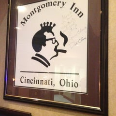 Photo taken at Montgomery Inn by Emily L. on 4/24/2012
