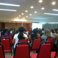 Photo taken at FAMETRO - Faculdade Metropolitana de Manaus by bulbol d. on 6/16/2012