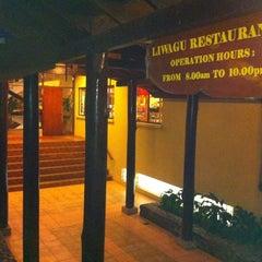 Photo taken at Liwagu Restaurant by Cire Nivlac R. on 3/3/2012