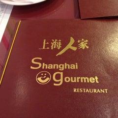 Photo taken at Shanghai Gourmet by Lillian Z. on 6/23/2012