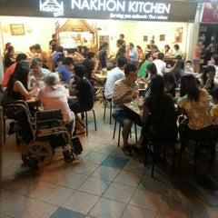 Photo taken at Nakhon Kitchen by Chong C. on 7/22/2012