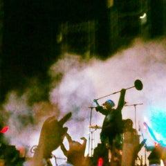 Photo taken at 2012 인천 펜타포트 락 페스티벌 (2012 Incheon Pentaport Rock Festival) by Youshin S. on 8/13/2012