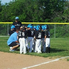 Photo taken at AJ Wlson Sports Complex by Christy D. on 5/30/2012