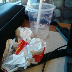 Photo taken at McDonald's by Giovani on 9/13/2012