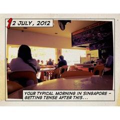 Photo taken at Gourmet Express by Pohui K. on 7/12/2012