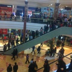 Photo taken at Mall Plaza Vespucio by Santiago F. on 6/10/2012