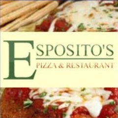 Photo taken at Esposito's Pizza by Andres C. on 6/20/2012