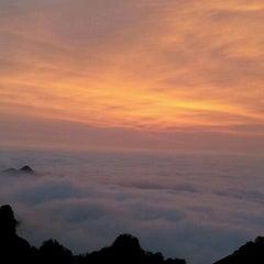 Photo taken at 鳌鱼峰 by Ji P. on 4/29/2012