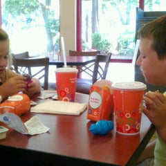 Photo taken at Arby's by Jaime on 6/30/2012