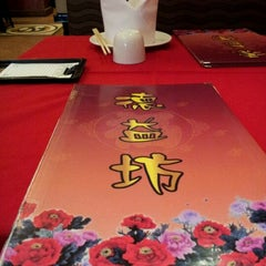 Photo taken at Si Hai Ju 四海居 by Karina L. on 5/6/2012
