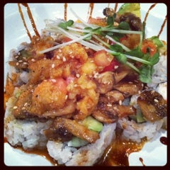 Photo taken at California Roll & Sushi Fish by Natalia C. on 9/8/2012