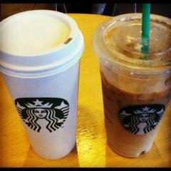 Photo taken at Starbucks by Eudom M. on 3/7/2012