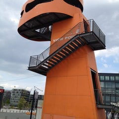 Photo taken at View Point Hamburg by Andrew S. on 5/8/2012