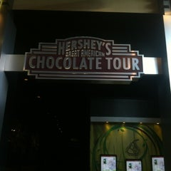 Photo taken at Hershey's Chocolate World by Luke R. on 7/23/2012