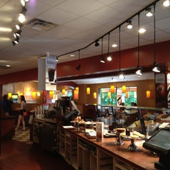 Photo taken at Panera Bread by Luca on 7/18/2012