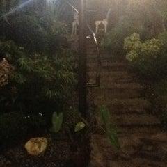 Photo taken at Maimee's Garden Café by Pio A. on 7/1/2012