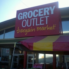 Photo taken at Grocery Outlet by CAP I. on 8/9/2012