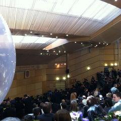 Photo taken at Ekonomski fakultet (EFZG) by Matea K. on 3/17/2012