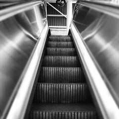 Photo taken at Convention Place Station by Kevin W. on 8/23/2012