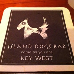 Photo taken at Island Dogs Bar by Kelley M. on 7/28/2012
