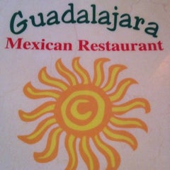 Photo taken at Guadalajara Mexican Restaurant by Stephanie B. on 4/20/2012