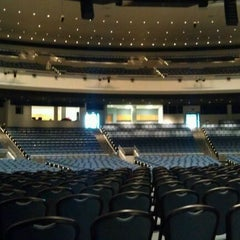 Photo taken at Mansfield ISD Center for the Performing Arts by Richie E. on 6/1/2012