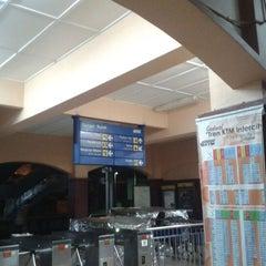 Photo taken at KTM Line - Sungai Buloh Station (KA08) by Tamao S. on 2/2/2012