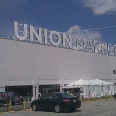 Photo taken at Union Market by Andrew Vino50 Wines on 6/3/2012