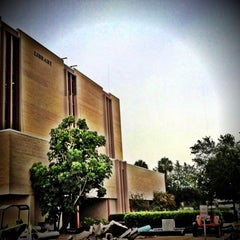 Photo taken at USF Library by Hessa A. on 7/11/2012