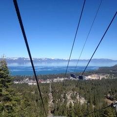 Photo taken at Heavenly Gondola by Monika on 4/21/2012