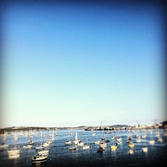 Photo taken at Greenbank Hotel Falmouth (England) by Tom W. on 9/7/2012