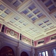 Photo taken at Starbucks by Hisa W. on 2/19/2012