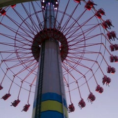 Photo taken at Windseeker by Katherine C. on 6/21/2012