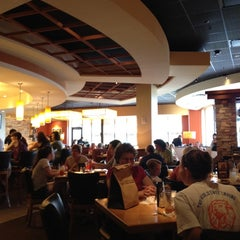 Photo taken at California Pizza Kitchen by Pinky L. on 7/4/2012