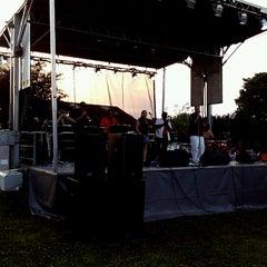 Photo taken at Eagleville Park by Eric G. on 7/5/2012