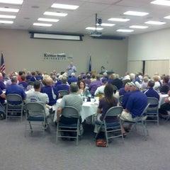 Photo taken at Kansas State University Salina by Valerie A. on 8/30/2012