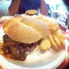 Photo taken at Lightnin Jack's BBQ by Krisie J. on 8/6/2012