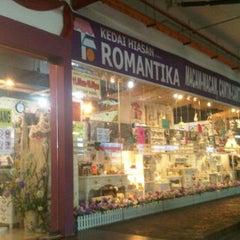 Photo taken at Kedai Hiasan Romantika by wsnizam on 5/25/2012