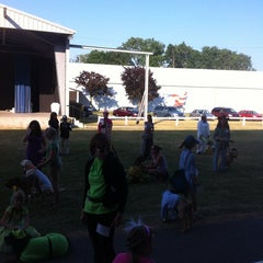 Photo taken at 4- H Fairgrounds by Tracie H. on 6/18/2012