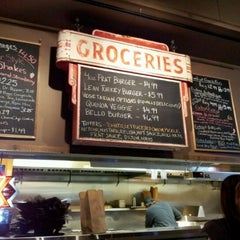 Photo taken at Frat Burger by Bonnie E. on 2/10/2012