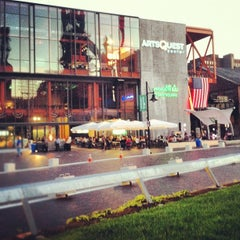 Photo taken at Air Products Town Square by Christopher Z. on 6/8/2012