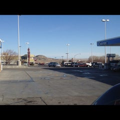 Photo taken at Chevron by Jay Z. on 2/17/2012