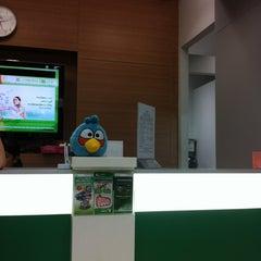 Photo taken at ธนาคารกรุงไทย (Krungthai Bank) by Tusanee K. on 6/17/2012